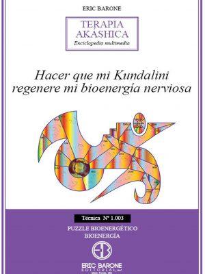 Hacer que mi Kundalini regenere mi bioenergía nerviosa