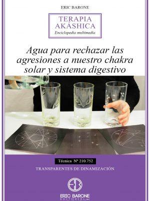 Cómo preparar agua para rechazar las agresiones a nuestro chakra solar y sistema digestivo