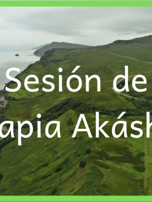 Sesión de Terapia Akáshica